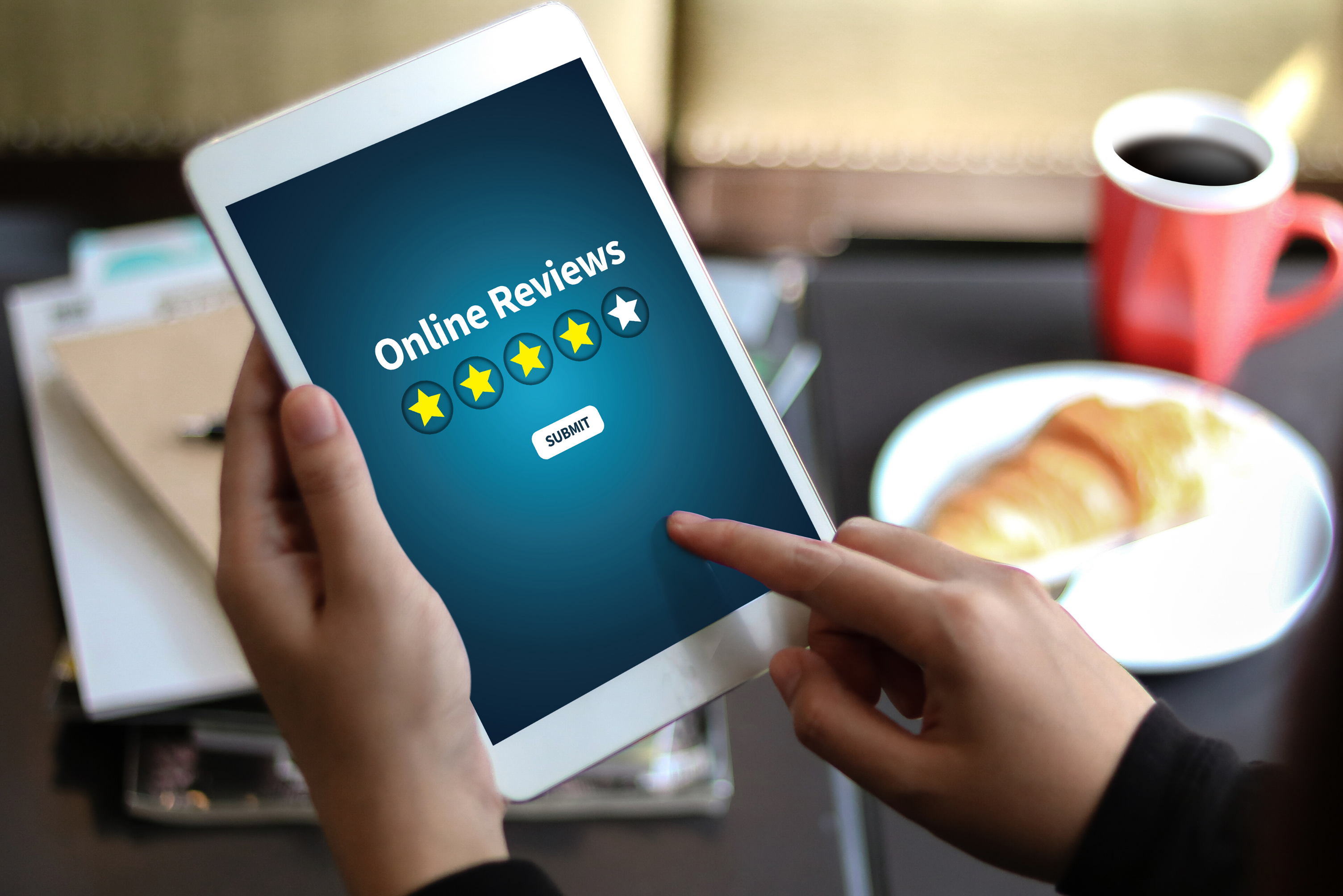 beginners guide to online reviews - banner